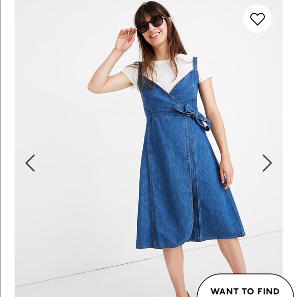 Madewell Dresses & Skirts - Madewell NEW TAGS ON Denim Dress
